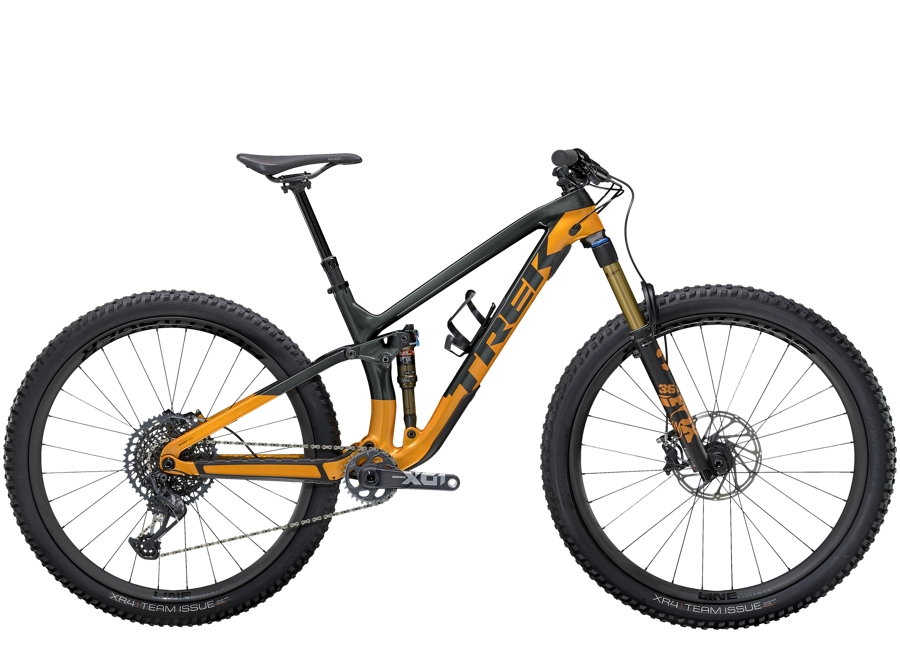 Trek Fuel EX 9.9 XO1 XS (27.5  wheel) Lithium Grey/Factory Orange