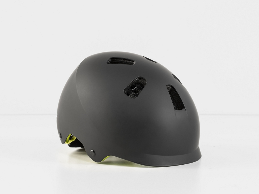 Bontrager Helm Jet WaveCel Child Black/Volt CE