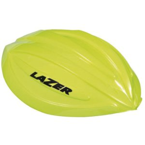 LAZER Aeroshell Genesis flash yellow