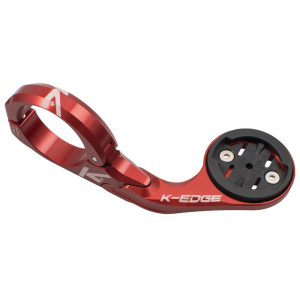 K-Edge K-EDGE GARMIN Pro Mount 31.8mm red